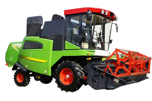 D3090 Self-Propelled Grain Combine