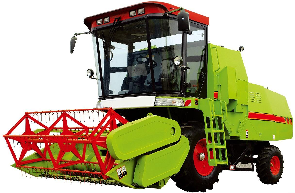 D4110 Self-Propelled Grain Combine