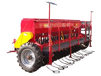 2BFY-28 Fertilizing Seeder