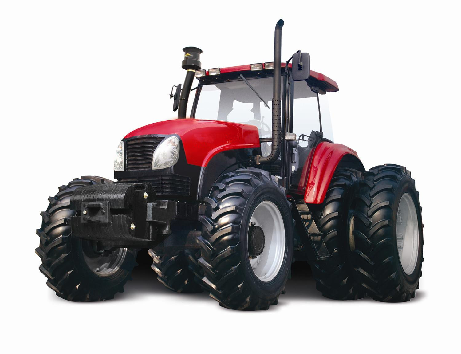 Uses Of Four Wheel Tractor : Hp wheel tractor four farm tractors