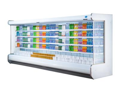 open display chiller,open display cooler